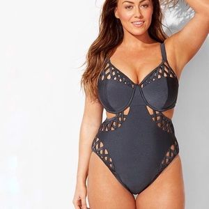 GABIFRESH x SWIMSUITS For All Caves Underwire